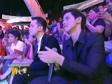 """FIRST TIME ON NATIONAL TV: Daniel sings """"""""Akoy Sayo at Ika'y Akin Lamang"""""""" with Parents on GGV"""