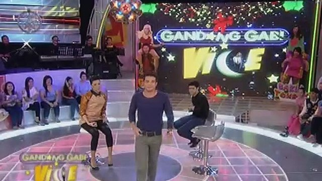 Hubad Hubad Baril Baril nina Ejay and JC sa GGV
