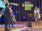 Mga Stand-Up Comedians at Impersonators, Bee-da sa Bee-ritan sa Singing Bee