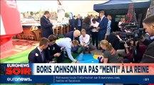 Euronews Soir : l'actualité du jeudi 12 septembre 2019