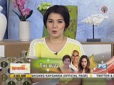 Kris Aquino at Toni Gonzaga, Balik 'The Buzz'