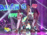 The electrifying dance moves of Sarah G.