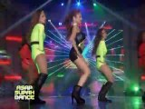 Sultry dance of Bangs, Meg %26 Aina of PBB on #ASAPStronger