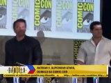 Batman V, Superman Stars, dumalo sa comic con