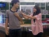 Joshua tells Jane: 'Touchy Queen'