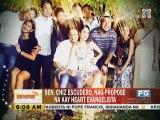 Sen. Chiz Escudero, nag-propose na kay Heart Evangelista