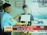 Mugshot ni Billy Crawford, nakuha ng ABS-CBN