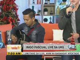 "VIDEO: I?go Pascual sings Michael Jackson's""""Beat It"""" on UKG"