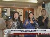 Throwback music, tampok sa concert reunion ng music and magic