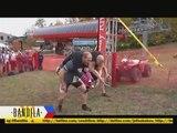 50 Couples, sumabak sa North American Wife Carrying Championship