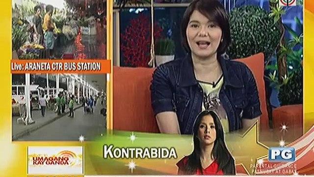 Maxene Magalona, naghahanda na para sa kanyang teleserye sa ABS-CBN