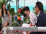 Bigating Hollywood Stars at Events, na-cover ng ABS-CBN ngayong 2014