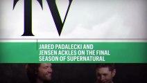 'Supernatural's Jensen Ackles & Jared Padalecki On The Show's Final Season | Entertainment Weekly