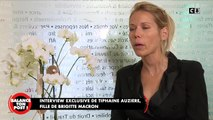 Tiphaine Auzière parle du couple Macron