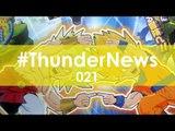 #Thundernews: Star Wars: Episodio VIII, lo nuevo de Suicide Squad, Mike Tyson, Dragon Ball y más