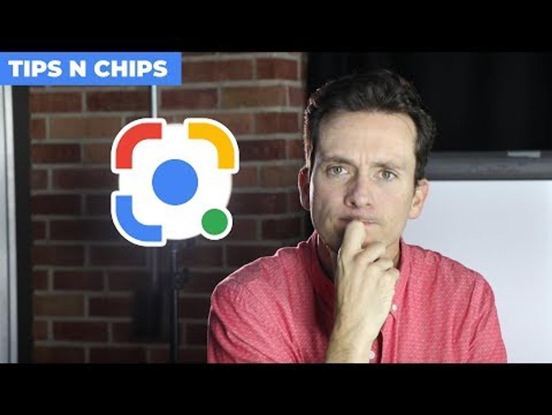 Tips para Google Lens - Tips N Chips