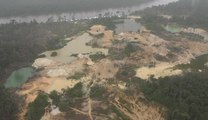 Amazonie, l'or à tout prix