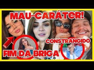 Saulo vira chacota em vídeo com ex de Gabi Brandt + Franciny Ehlke faz as pazes com Mari Maria