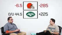 Browns @ Jets Betting Preview