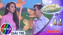 THVL | Người kể chuyện tình Mùa 3 - Tập 12[2]: Giấc ngủ tình yêu - Trương Diễm, Trọng Khương