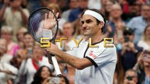 How does Roger Federer -the richest tennis player in the world- earn and spend his millions?