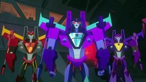 Transformers: Cyberverse - [Season 1 Episode 17]: Awaken Sleeping Giants