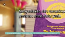 PROMO!!!, +62  813-2700-6746, Cetak Buku Yasin Saku Banjarnegara