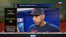 Red Sox Manager Alex Cora Praises Xander Bogaerts After Historic Night