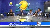 Pedro Jimenéz comenta Joe Biden designa a Laura Jiménez  directora de campaña del voto latino en USA