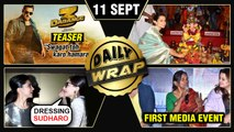 Kangana GANPATI Darshan, Sonam On Deepika's Fashion, Dabangg 3 TEASER   Top 10 News