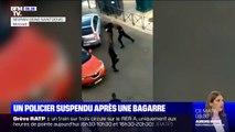 Sevran: un policier suspendu après une bagarre avec un médiateur