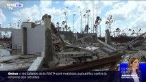 1.300 personnes ne sont toujours localisées aux Bahamas, alors qu'une nouvelle tempête menace