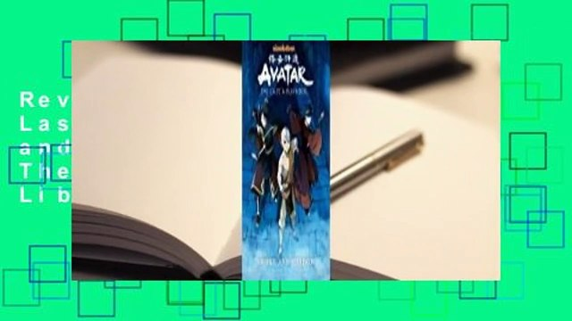Review  Avatar: The Last Airbender: Smoke and Shadow (Avatar: The Last Airbender, Library Edition,