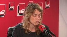 """Adèle Haenel : """"Pour une fois, je n'étais pas stressée de voir les scènes d'amour du film : cette sensualité ouvre des nouveaux espaces de pensée et d'imaginaire"""""""