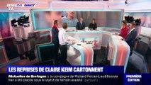 Les reprises de Claire Keim cartonnent - 13/09