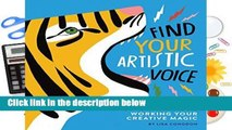 [READ] Find Your Artistic Voice