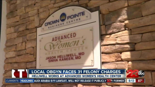 local obgyn faces 31 felony charges