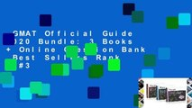 GMAT Official Guide 2020 Bundle: 3 Books + Online Question Bank  Best Sellers Rank : #3