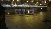 Muere un hombre en Almería a causa del temporal