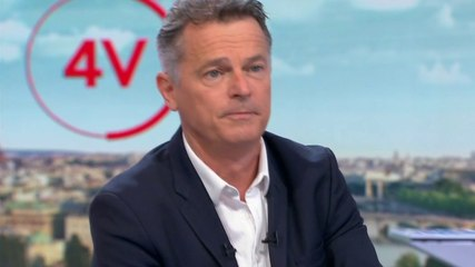 Fabien Roussel - France 2 vendredi 13 septembre 2019