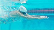 Age No Obstacle To 97-Year-Old Pro Swimmer