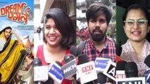 Dream Girl Public Review: Ayushmann Khurrana | Nushrat Bharucha | FilmiBeat