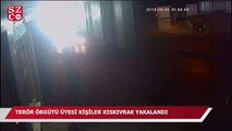 İstanbul'da orman yakmaya çalışan terör örgüt üyeleri kıskıvrak yakalandı