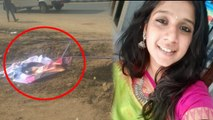 Watch Video : Chennai Girl Subashree lost her life due to illegal Banners