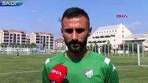 """Selçuk Şahin: """"Futbolu bıraktıktan sonra teknik direktör olmak istiyorum"""""""