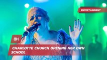 Charlotte Church Wants To Teach Music To Children