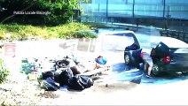 Abbandonano rifiuti a Bisceglie: multe da 500 euro a decine di persone - ecco il video con le immagini catturate dalle foto-trappole