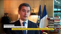 Google forcé de verser un milliard d'euros à l'État français