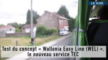 Test du concept Wallonia Easy Line