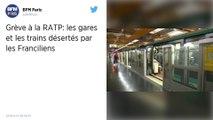 Grève de la RATP. 280 kilomètres de bouchons cumulés ce matin sur les routes d'Ile-de-France.